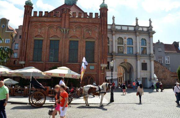 Goldenes Tor Gdansk