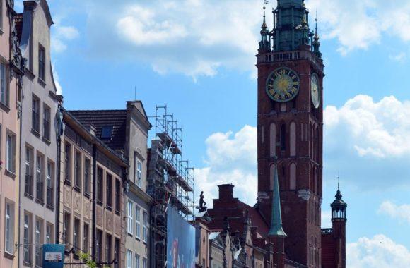 Rathaus Gdansk